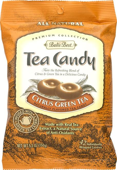 Balis Best Tea Candy Citrus Green Tea