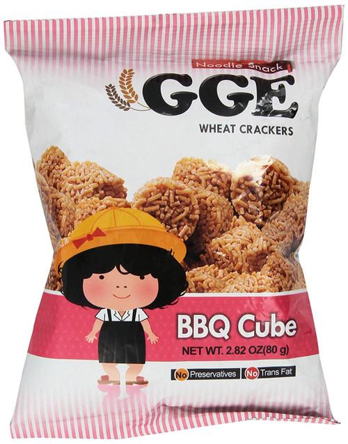 GGE Wheat Cracker BBQ Flavor