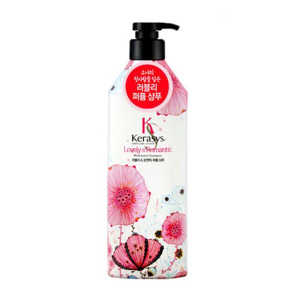 Kerasys Lovely & Romantic Fragrance Shampoo