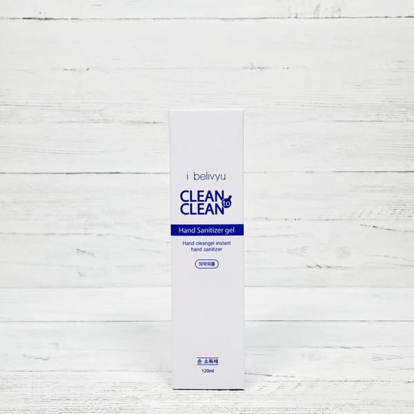 Clean to Clean Hand Sanitizer Gel