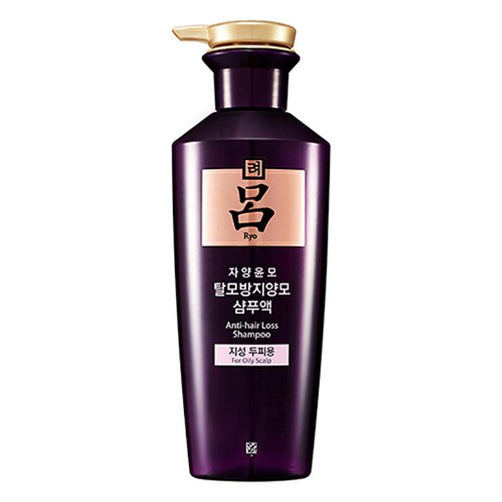 Anti-Hair Loss Shampoo for Oily Scalp (400ml / 13.5oz)