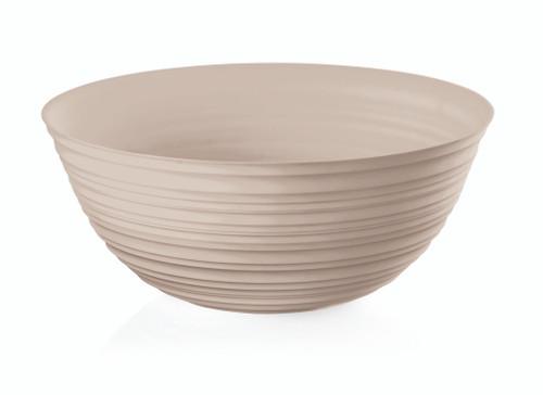Large Taupe Bowl