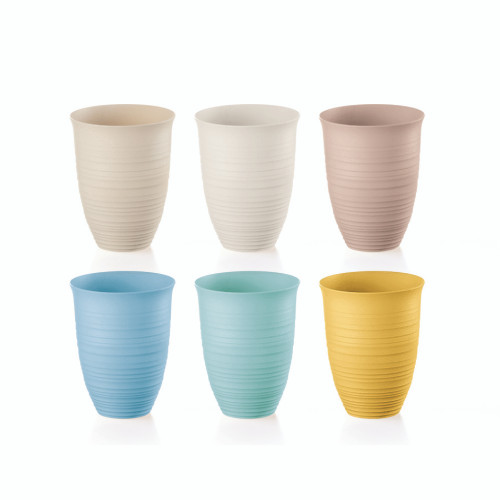Set of 6 Tall Tumblers