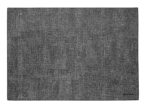 Fabric Reversible Grey Placemat