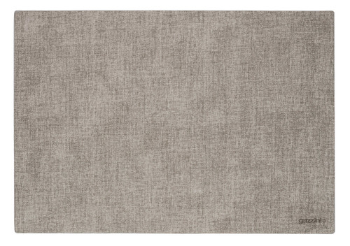 Fabric Reversible Sky Grey Placemat