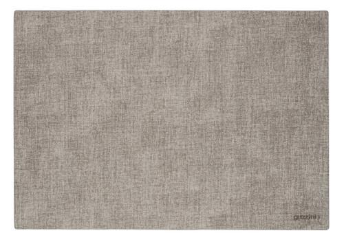 Fabric Reversible Sky Grey Placemat