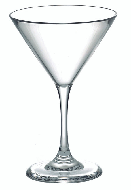 Set of 12 Unbreakable Cocktail Glasses