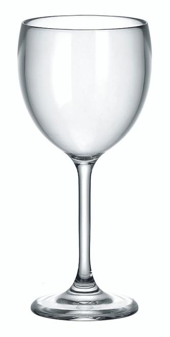 Set of 12 Unbreakable Wine Glasses