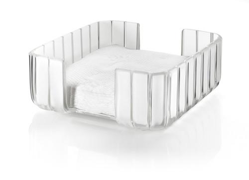 Transparent Table Napkin Holder
