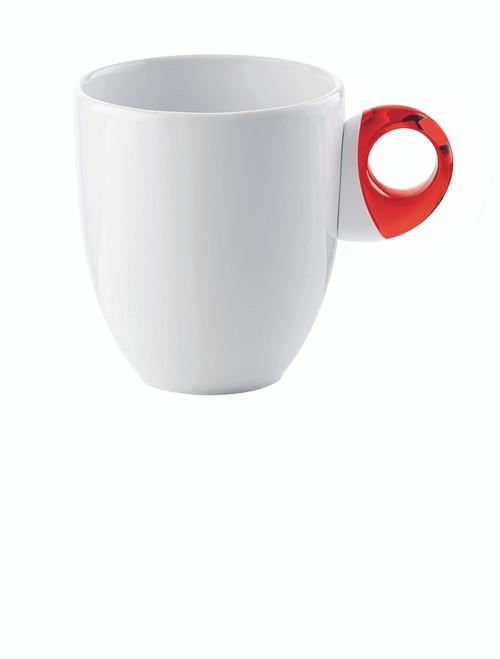 Red Art & Cafè Mug