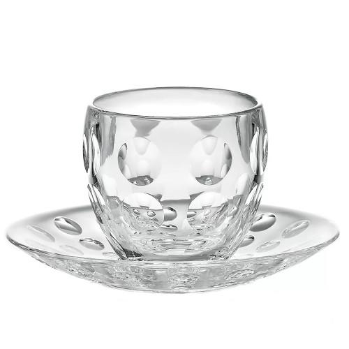 Venice Espresso Cup with Saucer