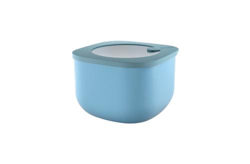 Matt Blue Store & More 1.55L Deep Airtight Container