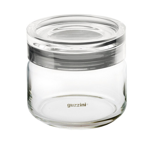 Grey Small Storage Jar
