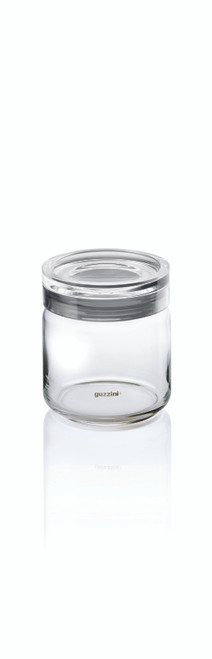 Grey Medium Storage Jar