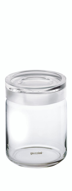 Transparent Large Storage Jar