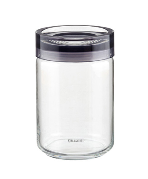 Grey Large Storage Jar