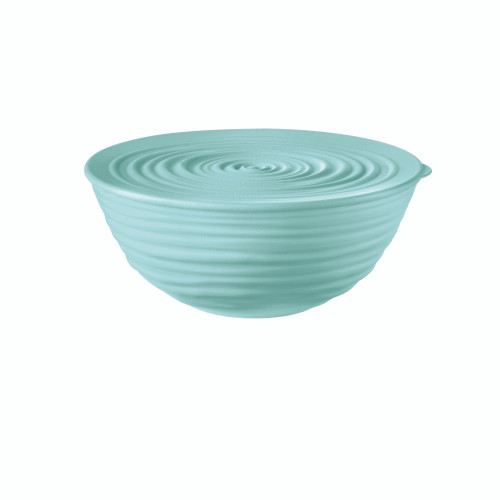 Sage Green Medium Bowl with Lid