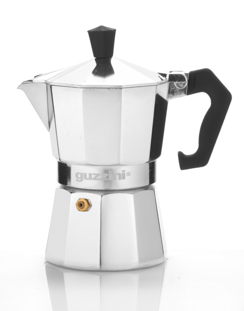 Romeo 3 Cup Aluminium Moka Coffee Maker