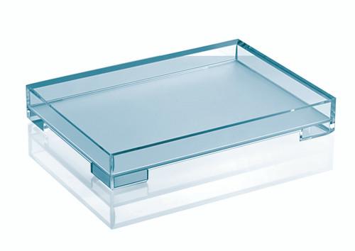 Essence Light Blue Large Tray
