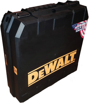 Dewalt 2 Tool Carry Case Suits XR 18V Impact Driver & Drill