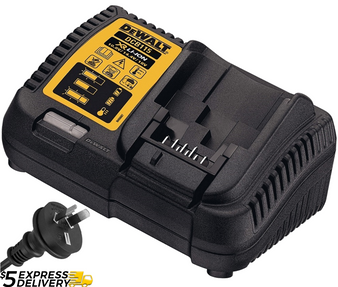 Dewalt XR 10.8V 14.4V 18V 20V Max Lithium Ion Battery Charger DCB115
