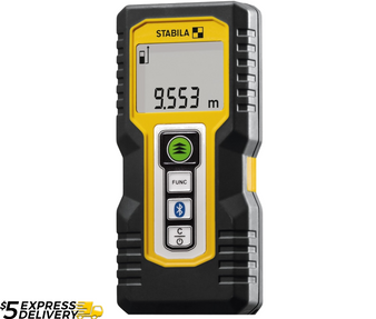 Stabila Laser Distance Measure 50M Bluetooth Digital Range Finder  LD250BT