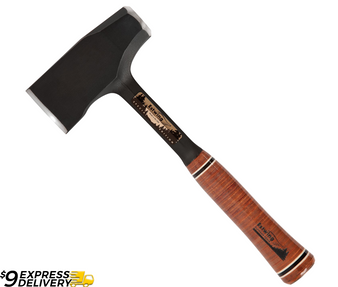 "Estwing 14"" Special Edition Fireside Friend Log Splitting Camping Axe  EFF4SE"