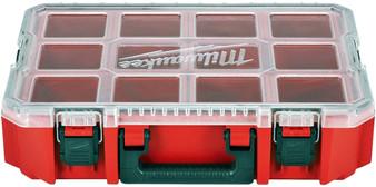 "Milwaukee Heavy Duty 20"" Stackable Parts Organiser Storage Box  48-22-8030"