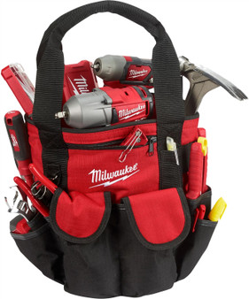 Milwaukee HD 50 Pocket Bucketless Tool Organiser Pouch Storage Bag  49-17-0180