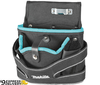 Makita Drill Holster L/R Handed & Pouch  T-02076