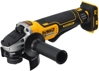 Dewalt XR Brushless 18V / 20V Cordless Grinder 115mm Paddle switch  DCG413