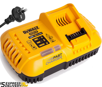 Dewalt Genuine XR 18V 20V 54V 60V Max Lithium Ion Battery Fast Charger DCB118