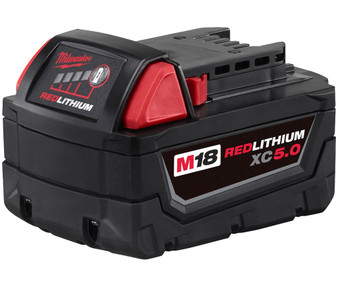 Spend over $1000 Milwaukee Products & Get a Free 5Ah Battery - CODE: MILBAT5AH