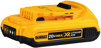 Dewalt GENUINE Battery 18V 20V Max 2Ah Lithium Ion & XR Elect  DCB184 DCB205