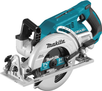 "Makita Brushless 36V 18Vx2 Cordless 7-1/4"" 185mm Circular Saw  DRS780 XSR01Z"