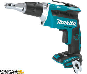 "Makita 18V Brushless High Torque 1/4"" Plasterboard Screwdriver  DFS250Z XSF03Z"