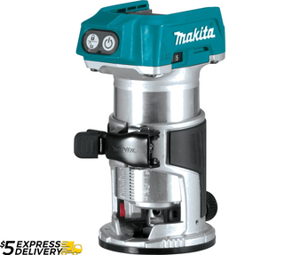 Makita 18V Brushless Laminate Trimmer Router DRT50 XTR01Z