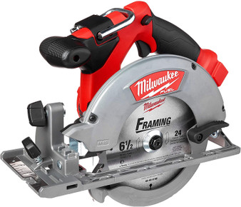"Milwaukee Brushless Circular Saw 18V Cordless 6-1/2"" GENII  M18CCS55-0 2730-20"