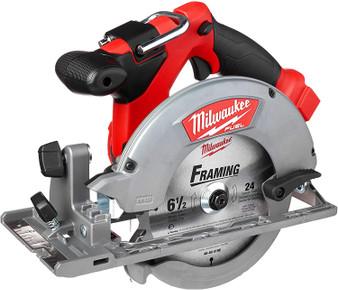 "Milwaukee Brushless Circular Saw 18V Cordless 6-1/2"" GENII  M18CCS55-0 2730-20"