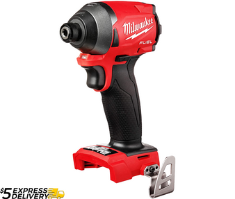 "Milwaukee Brushless Impact Driver 18V Cordless 1/4"" GEN 3  M18FID2-0 2853-20"
