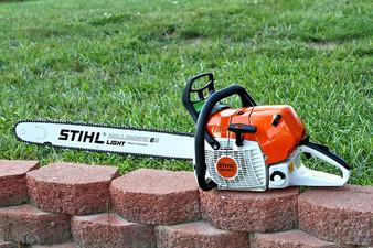 "Stihl Professional Chainsaw M-Tronic 70.7CC  MS441-C-M (No Bar/Chain) 3/8"""