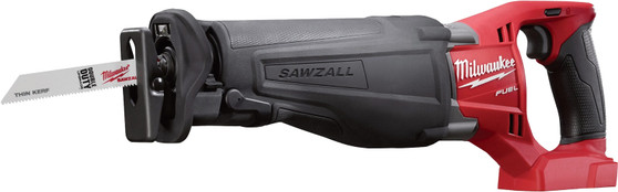 Milwaukee Reciprocating Saw Brushless Heavy Duty 18V M18 FUEL M18CSX-0 2720-20