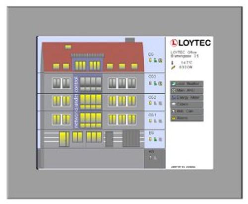LOYTEC / Schneider Electric LOY-LVIS-3E112