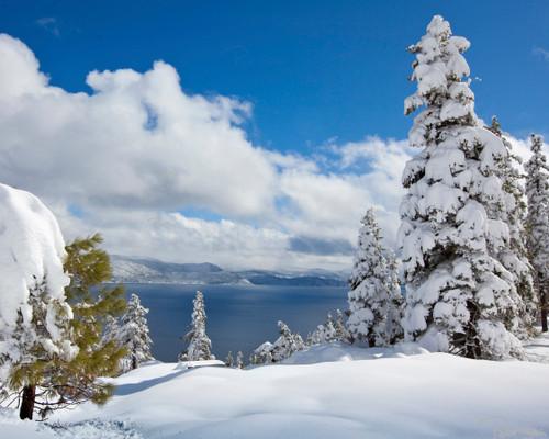 Crystal Bay Winter