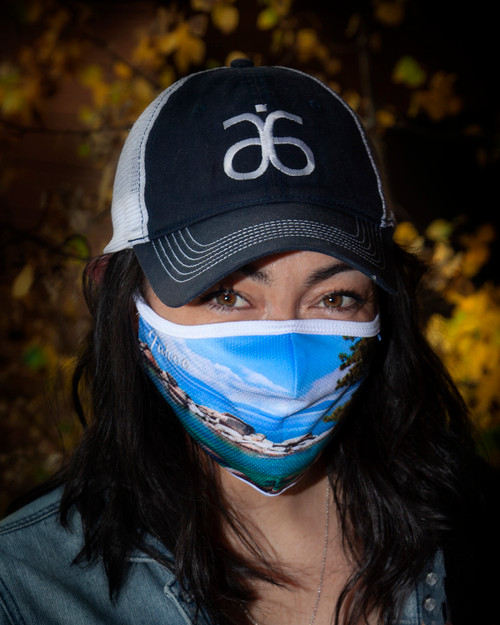 Lake Tahoe Mask