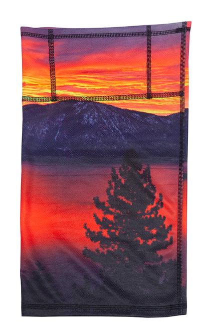 Lake Tahoe Neck Gaiter