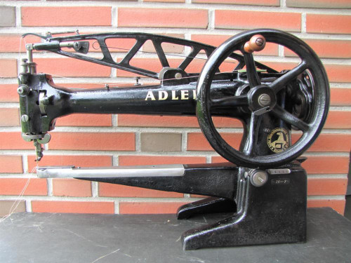 Adler Commercial Sewing Machine Restoration Deals