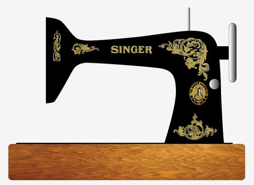 Singer 66 Class Restoration Decals