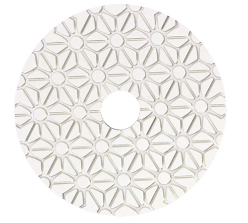 Snowflake 3-Step Polishing Pads