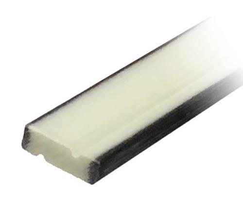 Weha Carbon Fiber Rodding Bar 1/8in x 3/8in x 4ft 100pc box